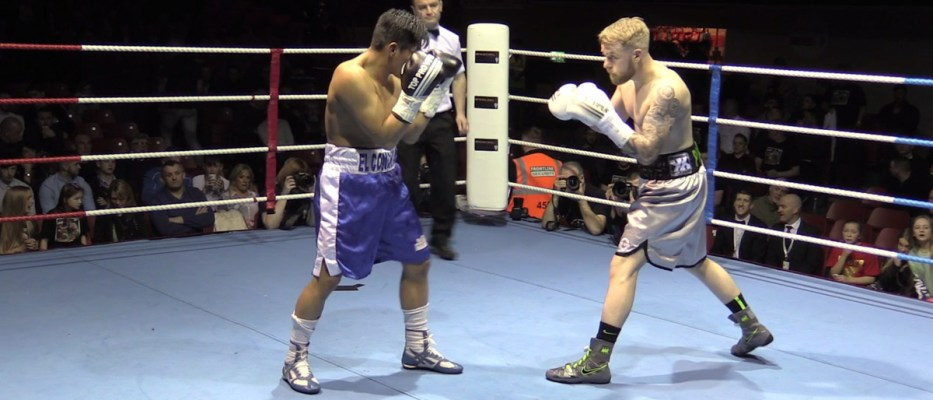 Allan Phelan v Johnson Tellez - Unfinished Business [Video]