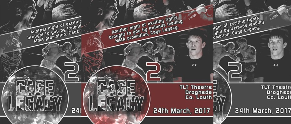 Maguire secures first pro win while Manning lifts middleweight title at Cage Legacy 2