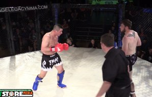 Watch: Lukasz Szot v Niall Kelly - Cage Legacy Kickboxing 2