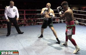 "Watch: Thomas ""Victorious"" Finnegan v Santos Medrano - Red Corner Promotions: For Honour and Pride"