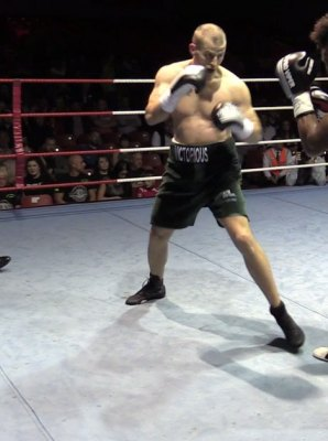 """Watch: Thomas """"Victorious"""" Finnegan v Santos Medrano - Red Corner Promotions: For Honour and Pride"""