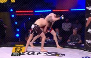 Watch: Blaine O'Driscoll vs Harry Hardwick - BAMMA 30