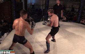 Watch: Sebastian Szuster vs Alex Yankov - Cage Legacy Kickboxing 3