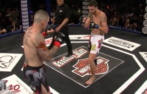 Watch: John Wayne Parr vs James Heelan - CMT 10