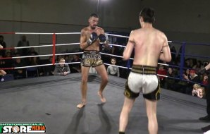 Watch: Lee Coakley vs Kevin Kavanagh - Curadh Legends 2