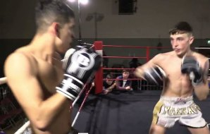 Watch: Cian Fitzsimons vs Gustavo Garcia - The Takeover 10