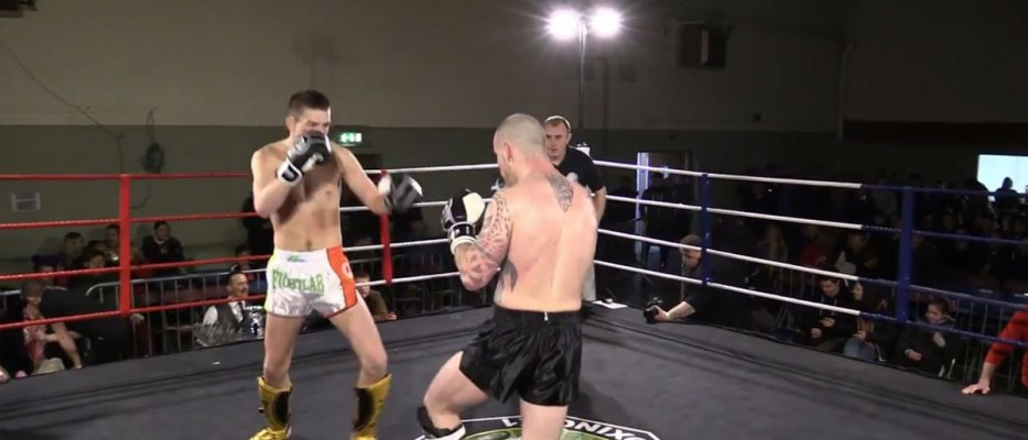 Watch: Danny Mcconville vs Jamie Taggart - The Takeover 10