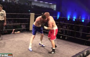 Watch: Graham McCormack O'Shea vs Jozsef Takacs - Ring Kings