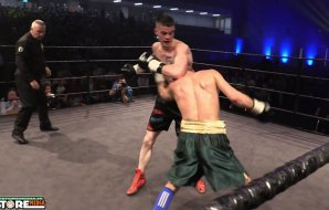 Watch: John Joyce vs Ferenc Jarko - Ring Kings