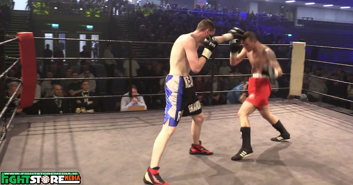 Watch: Keane McMahon vs Filip Rzadek - Ring Kings