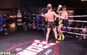 Watch: Ryan Cremin vs Joe O'Connor - Siam Warriors Superfights: Sheehan v Sitmonchai