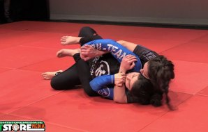Watch: Monica Convertino vs Rioghnach O'Leary - Grapple Kings