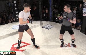 Watch: Niall Branigan vs Stephen Treacy - Cage Legacy 7