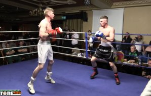 Watch: Michael Glendinning vs Jedd Hill - Blood, Sweat and Tears 2