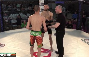 Watch: Aaron Reilly vs Christopher Przywara - Cage Legacy 8
