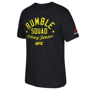 Anthony Johnson Rumble Squad Reebok UFC Shirt