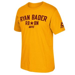 Ryan Bader Bader Nation Reedbok UFC Shirt