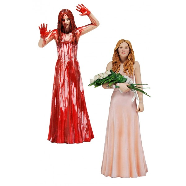 Pinturas Citadel Figura Carrie White (prom Version) + Carrie White (bloody