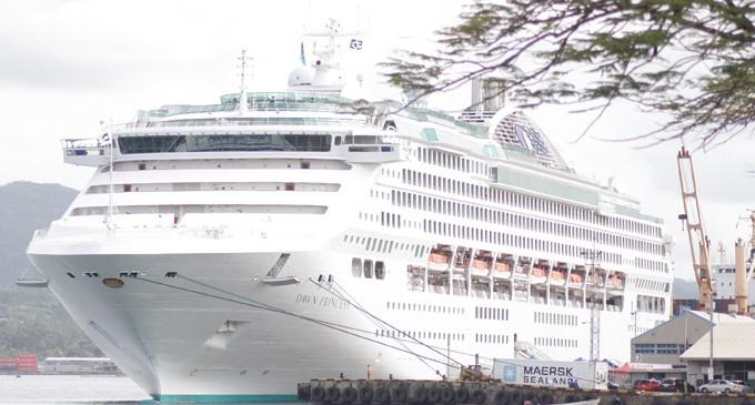 Cruise Ships Resume Calls to Fiji Fiji Sun
