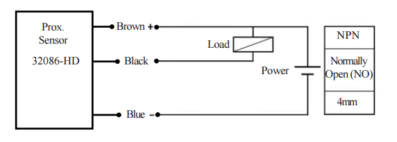 4 wire connection diagram