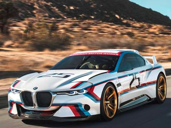 Car Slideshow Wallpaper Bmw 3 0 Csl Hommage R Concept Makes U S Debut Kelley
