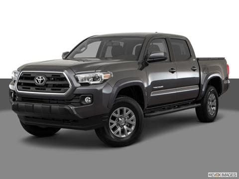 2017 Toyota Tacoma Double Cab Pricing, Ratings  Reviews Kelley
