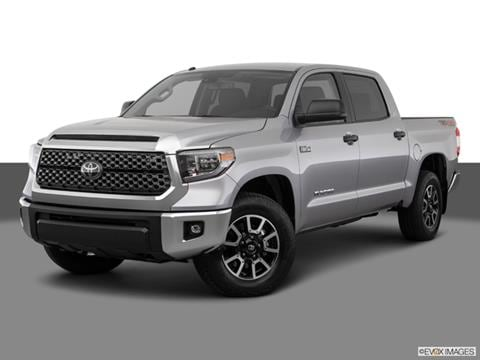 2018 Toyota Tundra CrewMax Pricing, Ratings  Reviews Kelley