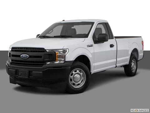 Ford F150 Regular Cab Pricing, Ratings, Reviews Kelley Blue Book