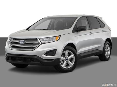 2018 Ford Edge Pricing, Ratings  Reviews Kelley Blue Book