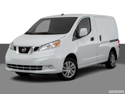 2018 Nissan NV200 Pricing, Ratings  Reviews Kelley Blue Book