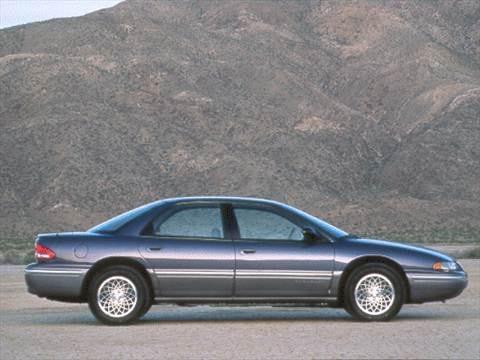 1993 Chrysler Concorde Wiring Schematic Diagram