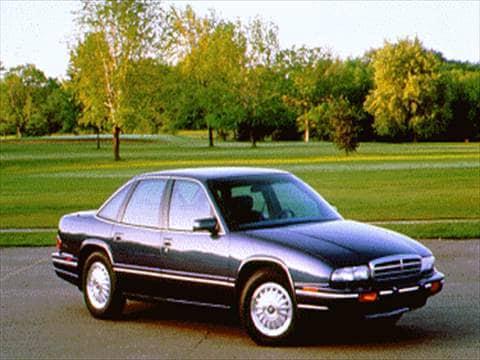 1994 Buick Century Blue Wiring Schematic Diagram
