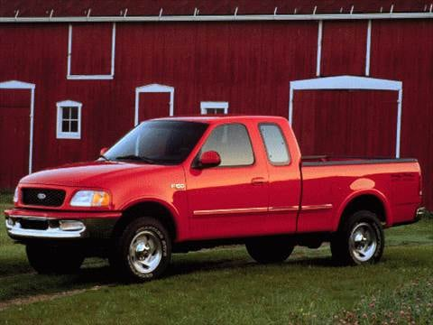 1997 Ford F150 Super Cab Pricing, Ratings  Reviews Kelley Blue