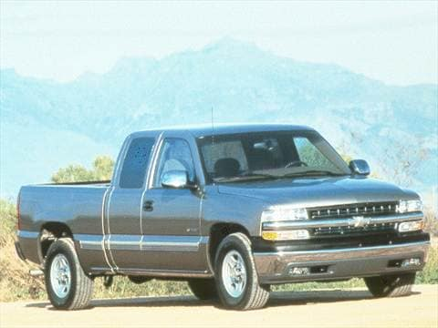 2000 Chevrolet Silverado 1500 Extended Cab Pricing