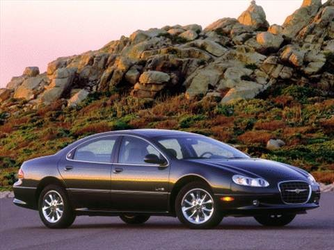 00 Chrysler Lhs Wiring Schematic Diagram