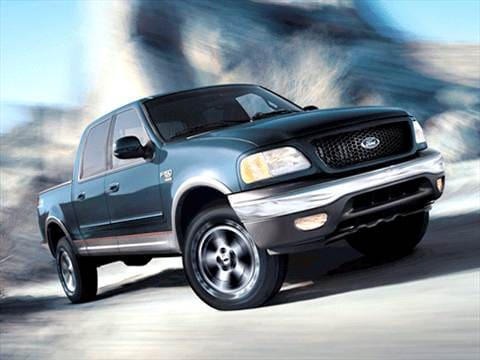 2003 Ford F150 SuperCrew Cab Pricing, Ratings  Reviews Kelley