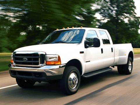 2003 Ford F350 Super Duty Crew Cab Pricing, Ratings  Reviews
