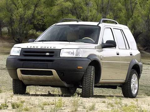 Land Rover Freelander 2003 Wiring Schematic Diagram