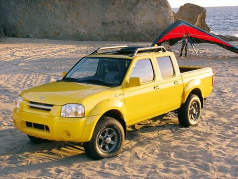 2003 Nissan Frontier Crew Cab Pricing, Ratings  Reviews Kelley