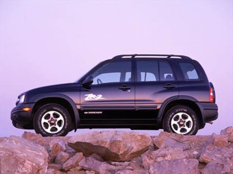 2004 Chevrolet Tracker Pricing, Ratings  Reviews Kelley Blue Book
