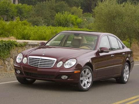 2007 Mercedes-Benz E-Class Pricing, Ratings  Reviews Kelley