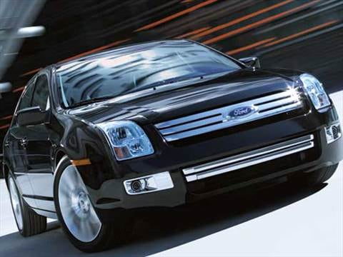 2008 Ford Fusion Pricing, Ratings  Reviews Kelley Blue Book
