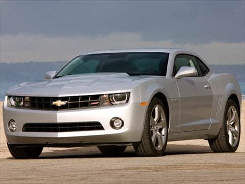 2010 Chevrolet Camaro Pricing, Ratings  Reviews Kelley Blue Book