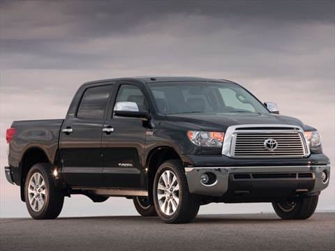 2011 Toyota Tundra CrewMax Pricing, Ratings  Reviews Kelley