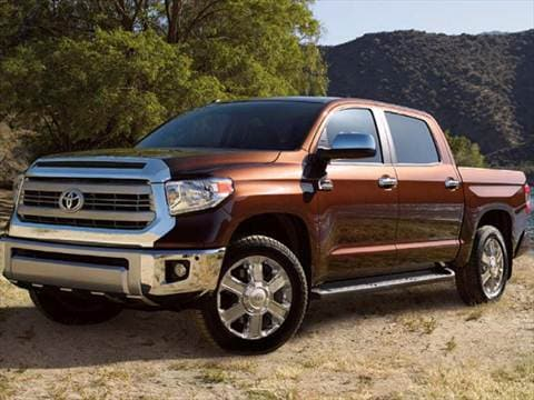 2017 Toyota Tundra CrewMax Pricing, Ratings  Reviews Kelley