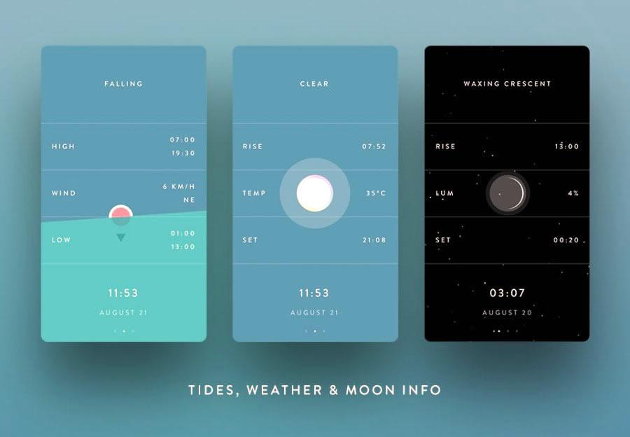 10 Best APP UI Design for Your Inspiration in 2017