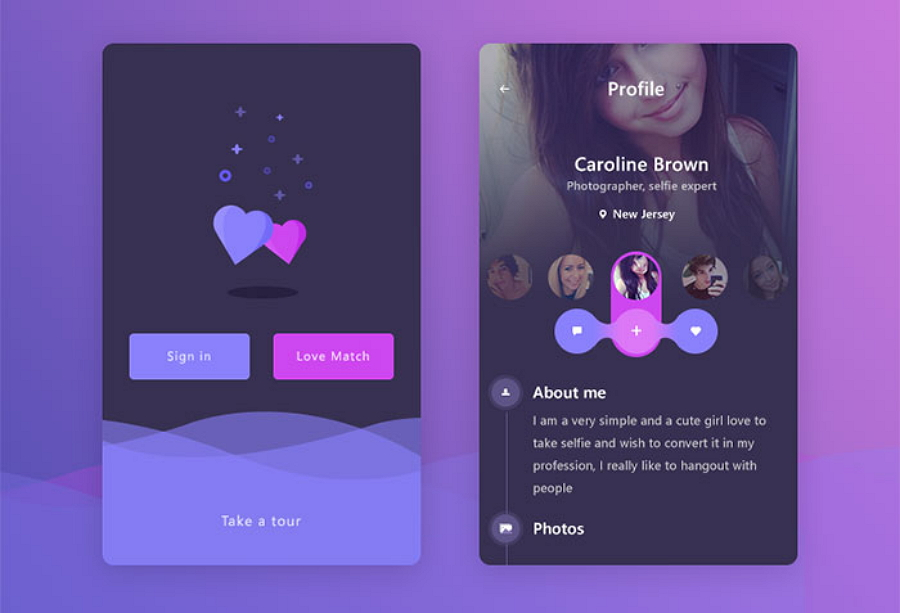 Top 9 UI Design Trends for Mobile Apps in 2018