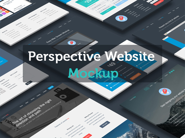 12 Best Website Mockup Templates and Mockup Tools in 2018
