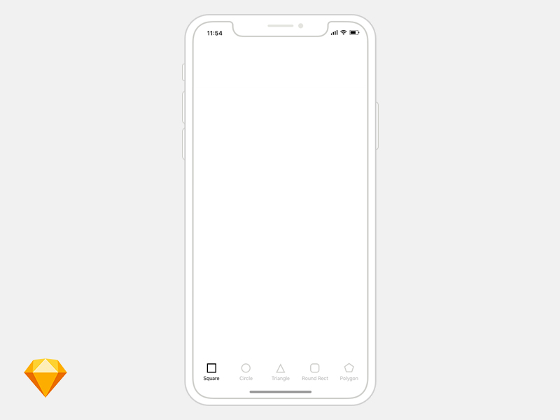 Top 16 Free iPhone Wireframe Templates (PSD, Sketch,  PDF)