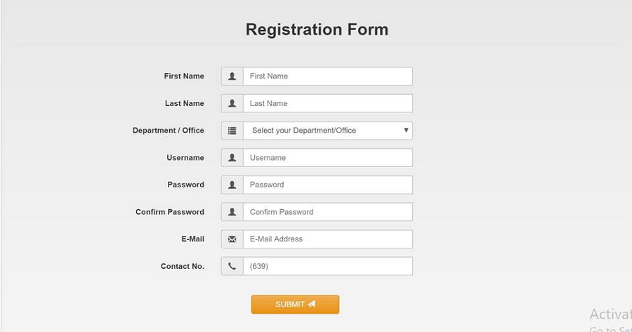 50 Best Free Bootstrap Form Templates  Examples in 2019